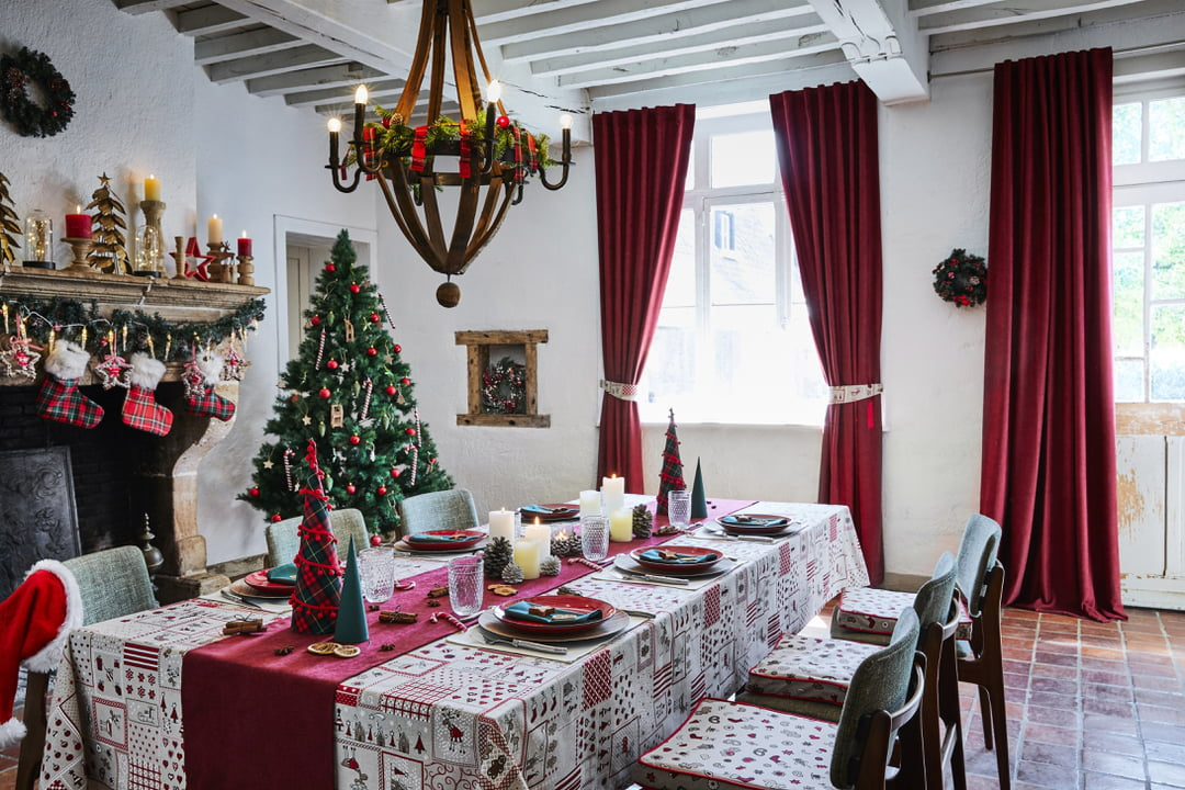Noel 2018 Creez Votre Table De Reception Parfaite Cuisiconcept