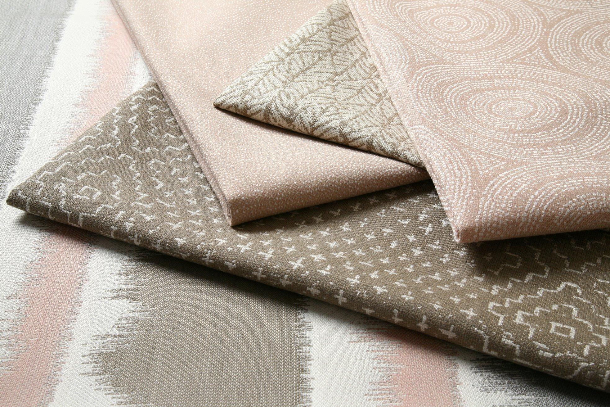 Textiles pour rideaux