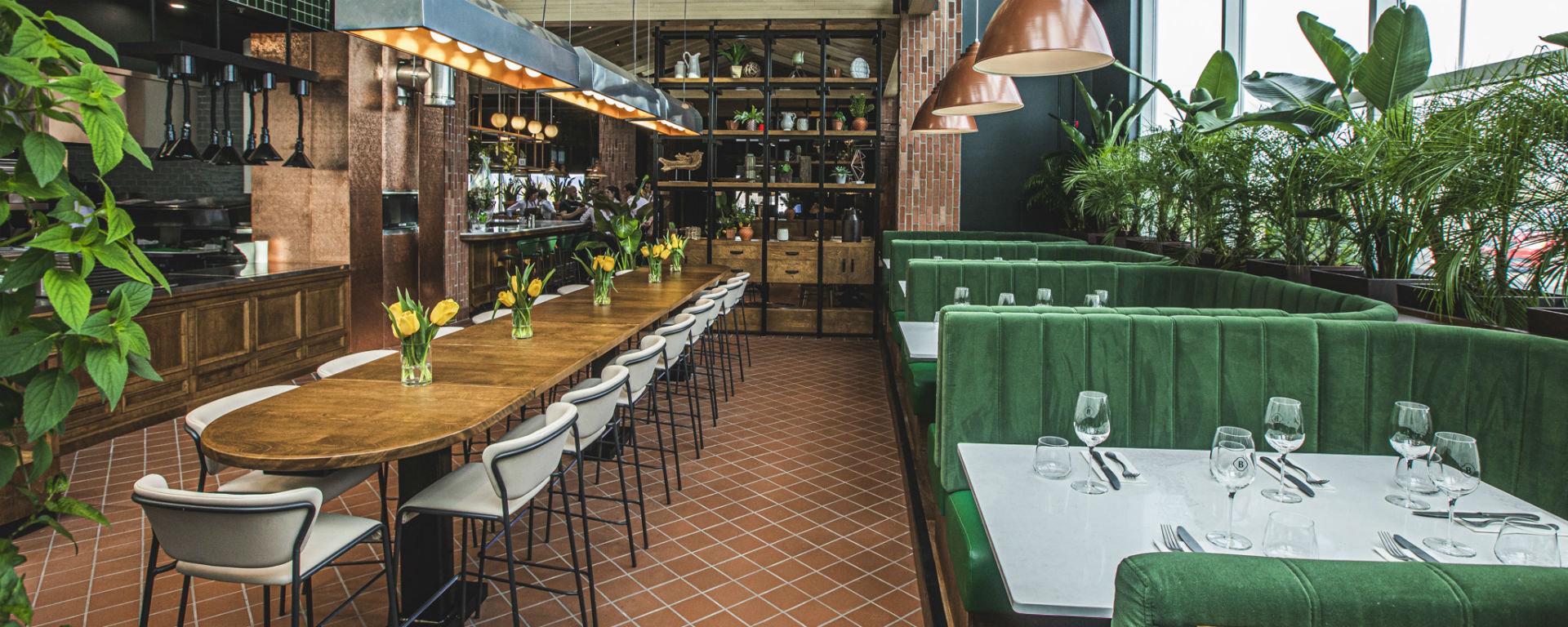 Restaurant Les Botanistes